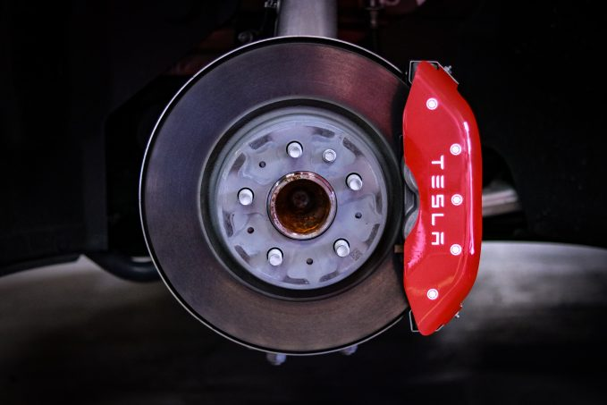 MGP Caliper Covers are the quickest, easiest way to add color and style behind your Tesla's wheels, and give your brakes a more personalized touch, making them one of the best Tesla mods.