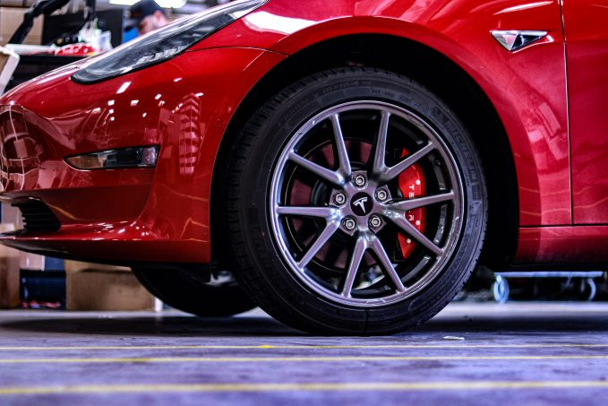 MGP Caliper Covers manufactures stylish, high-quality covers for brake calipers from a wide array of manufacturers – including Tesla, making it one of the best Tesla mods.
