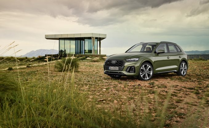 2021 Audi Q5 Offers Mild Hybrid as Standard, Plug-in More Powerful Than SQ5