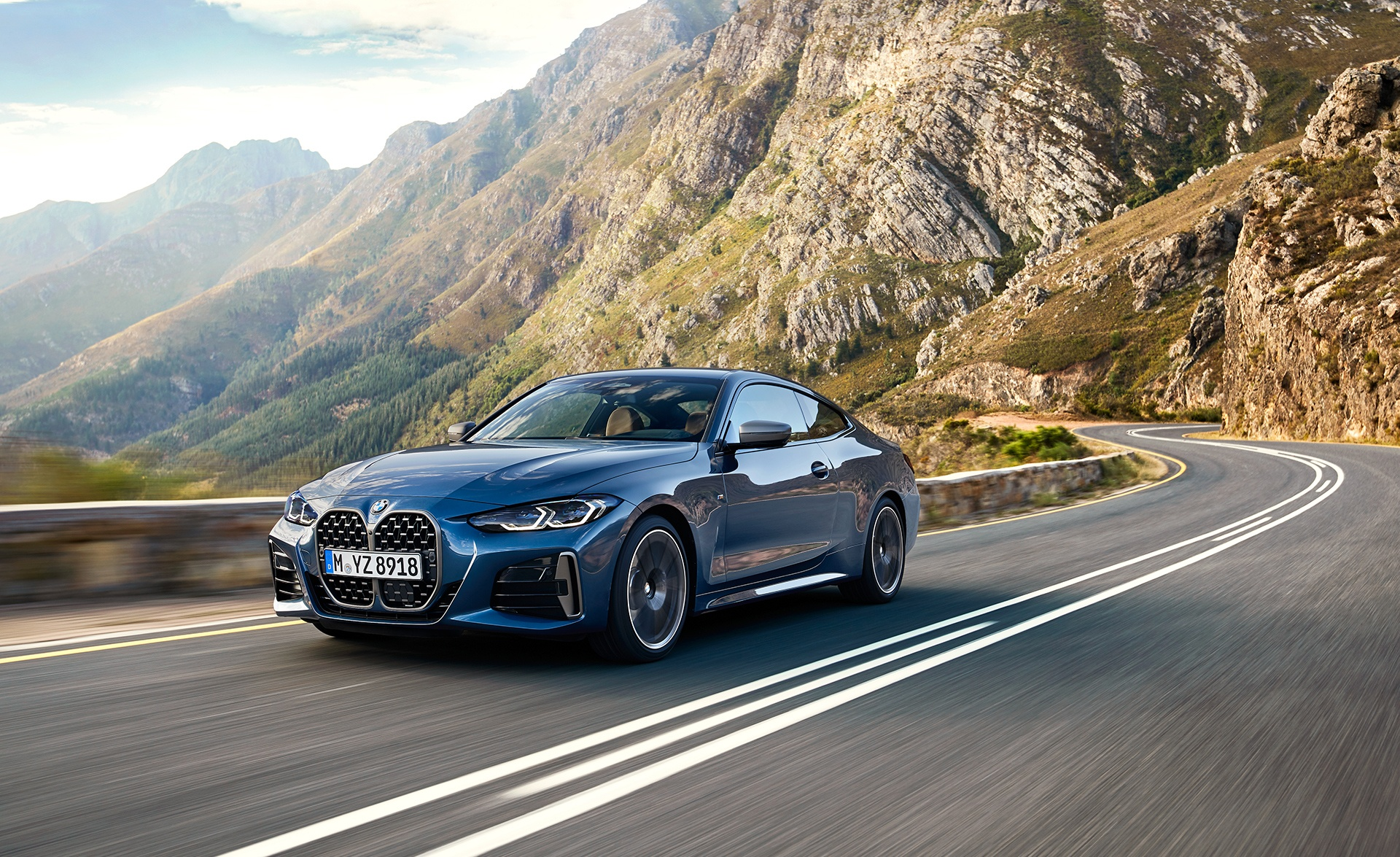 2021 BMW 4 Series Debuts with More Power, More Tech, More ...