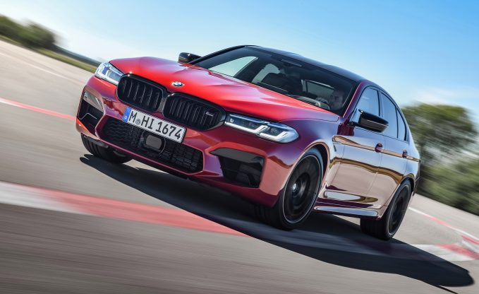 2021 BMW M5 and M5 Competition Updated: New Looks and Tech, Same Heady Power
