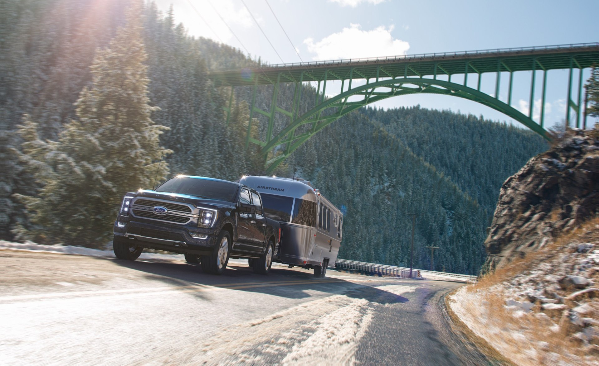Best Tires For F150 >> The 5 Coolest New Features on the 2021 Ford F-150 » AutoGuide.com News
