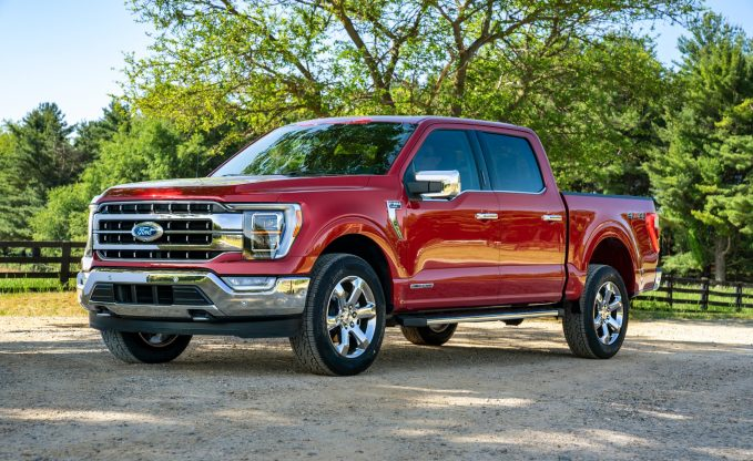 2021 Ford F-150 Revealed: PowerBoost Hybrid Targets Best-in-Class Towing and 700-Mile Range