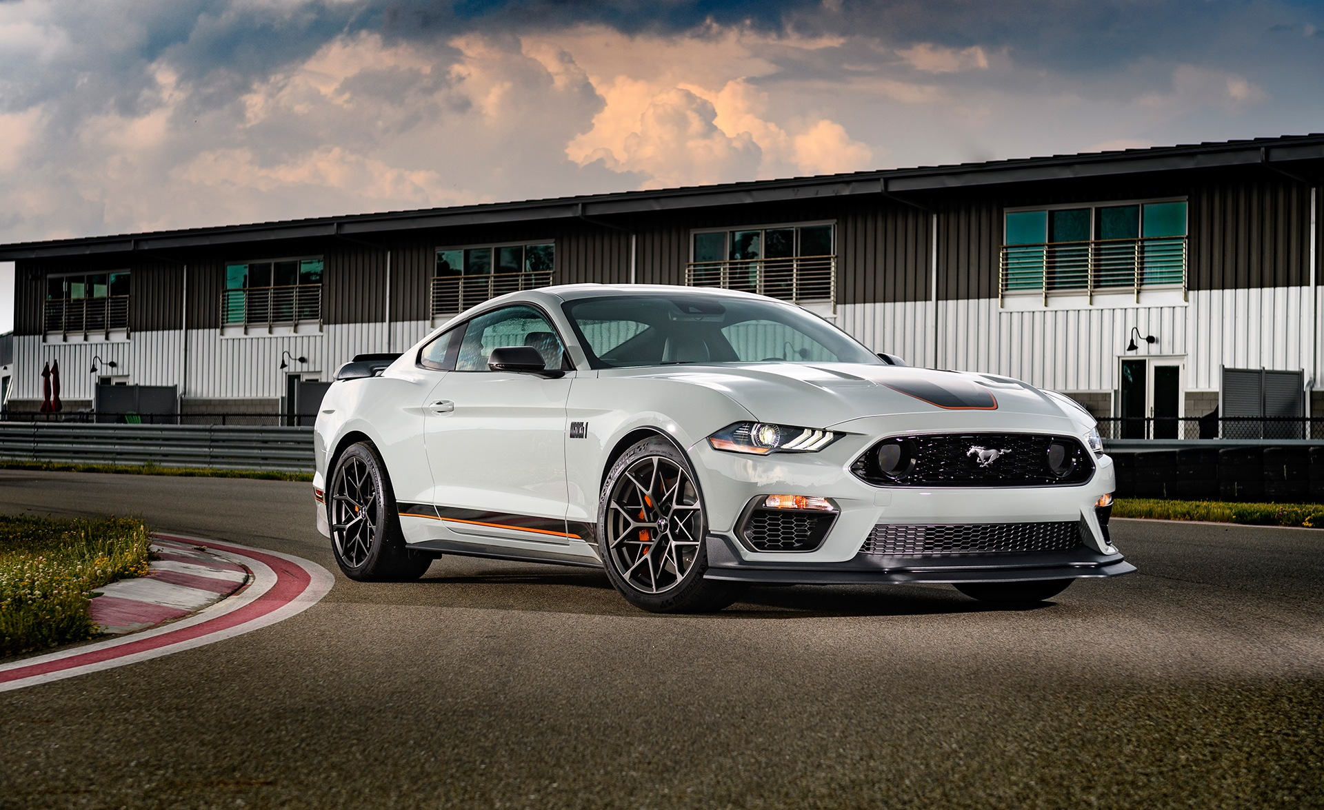 2021 Ford Mustang Mach 1 Is A Limited Edition 480 Hp