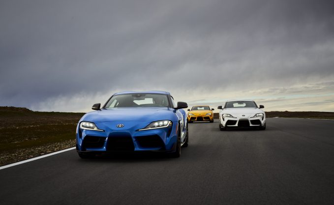 2021 Toyota GR Supra 2.0 Starts at $43,985; 3.0 Gets More Power, Higher Price