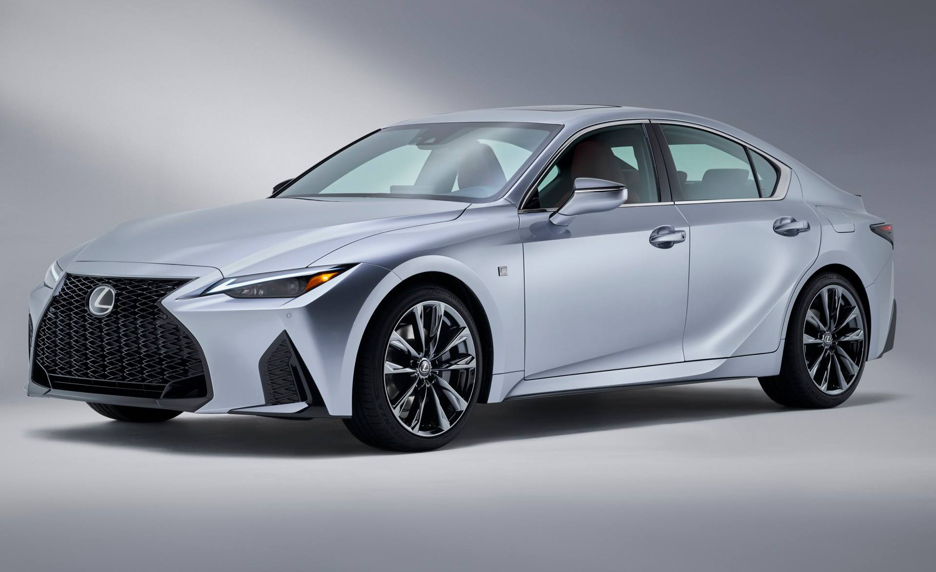 2021 lexus is revealed sportier modern tech same