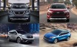 Nissan Rogue vs Honda CR-V vs Toyota RAV4 vs Ford Escape: How Does It Stack up?