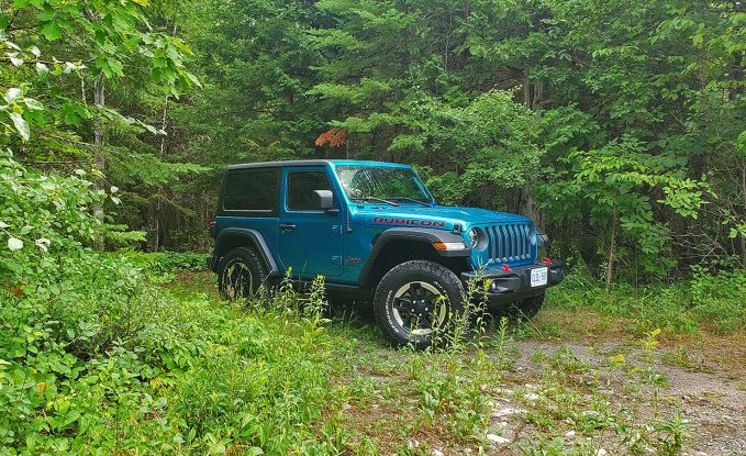 2020 Jeep Wrangler Rubicon Review
