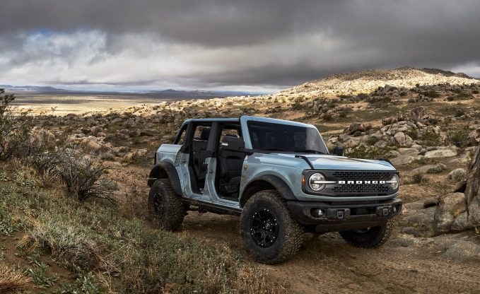 Ford Doubles 2021 Bronco First Edition Production Due to High Demand