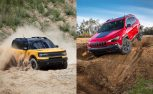 Ford Bronco Sport vs Jeep Cherokee: Which SUV is Right for You?