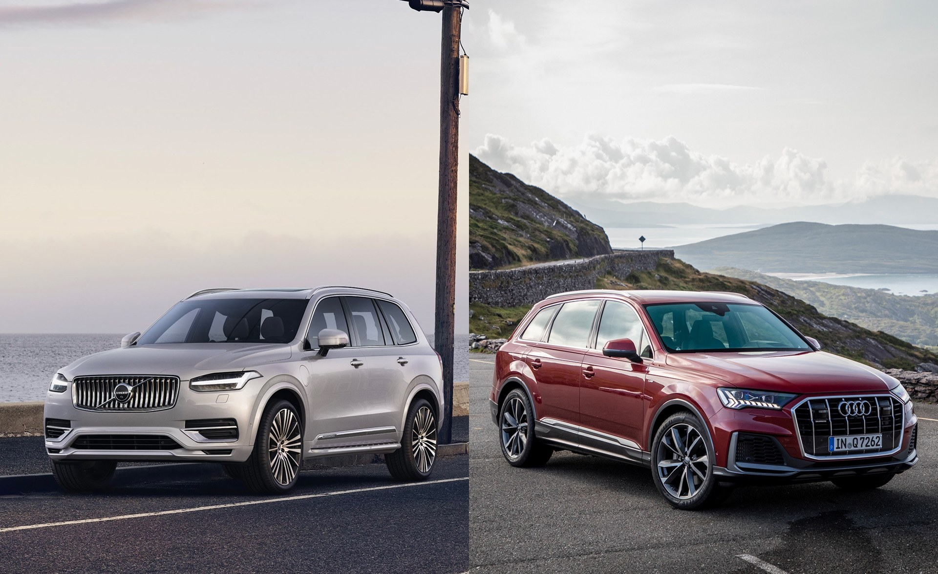 volvo xc90 vs audi q7: which suv is best for you