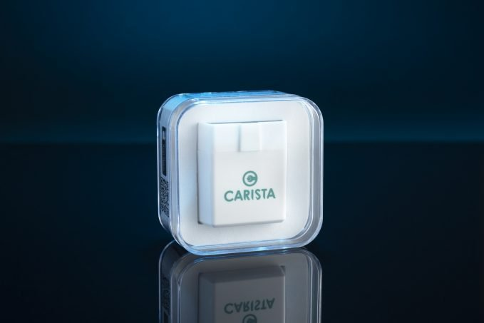 Plug the Carista adapter into your car's onboard diagnostic port and you can use your smartphone as a scanner, reading fault codes, performing routine service tasks, and even customizing certain features.
