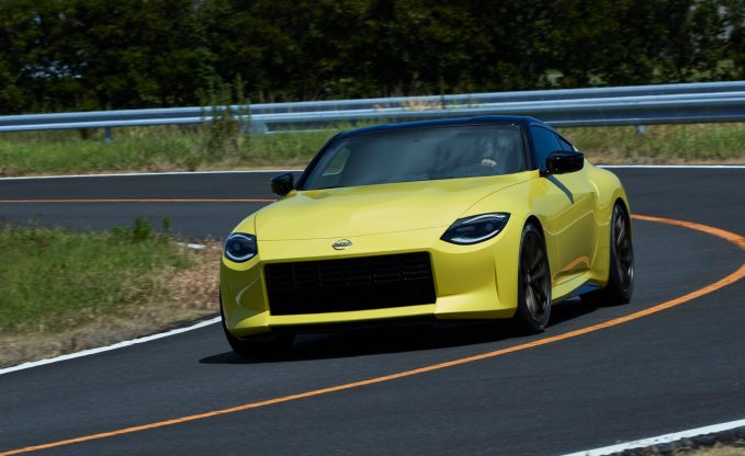 Nissan Z Proto is Retro-Styled Tease of Next-Gen Sports Car