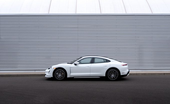 2020 Porsche Taycan Turbo Review: Truly Electrifying