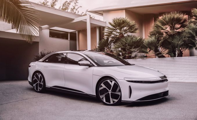 2022 Lucid Air EV Starts From $80,000, Up To 517-Mile Range