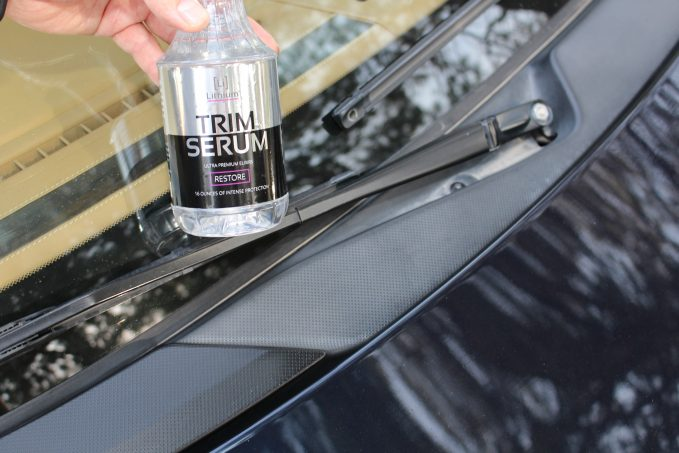 While no trim protectant lasts forever, Lithium Trim Serum will protect your trim longer than any other comparable product on the market.