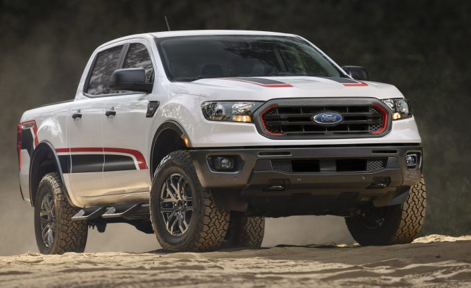 2021 Ford Ranger Gains Hardcore Off-road Chops With Tremor Trim