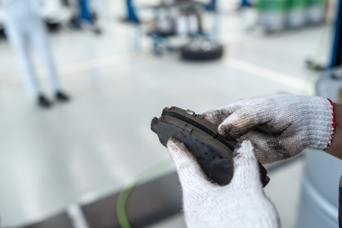 The question of How much do brake pads cost? matters very little if they end up causing an accident.