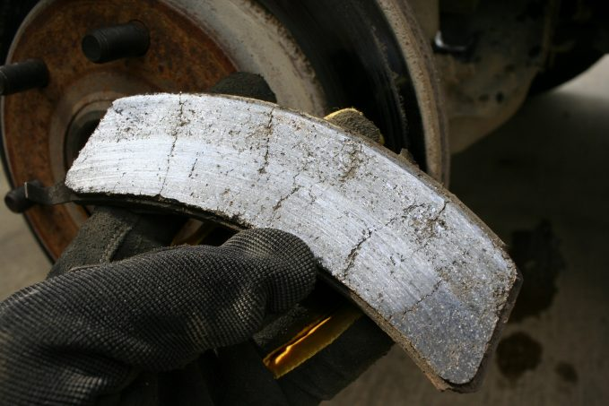 Buying cheap brake pads can lead to more frequent brake replacement.