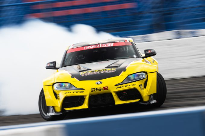 As one of the first to jump in with both feet and modify the Supra's stock engine for racing duty, the crew at Papadakis Racing have nearly tripled the 'Yota's output to a dizzying 1033hp and 908lb.-ft. of twist.