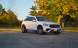 2020 Mercedes-AMG GLC 63 S Review: Muscle Utility Vehicle