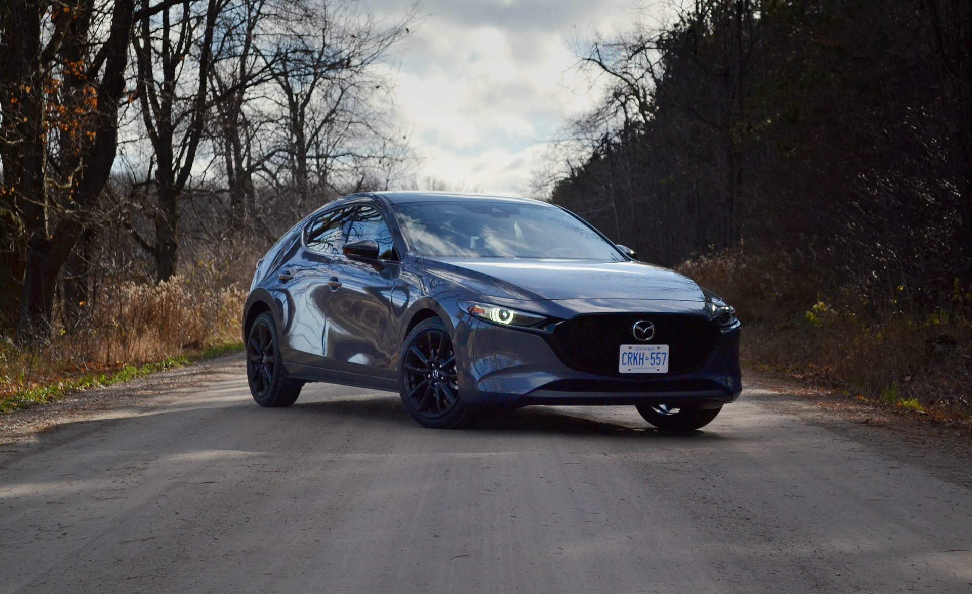 2021 Mazda3 Sport 2.5 Turbo Review: First Drive ...