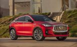 2022 Infiniti QX55 Joins the Coupe-Crossover Crowd