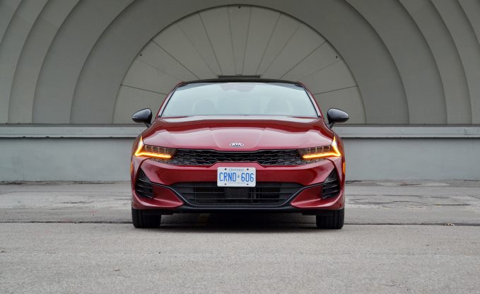 2021 Kia K5 GT-Line AWD Review: A Covetable Mainstream Sedan?