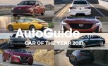 2021 AutoGuide.com Car of the Year: Meet the Contenders