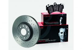 Enter for a Chance to Win a Set of Brembo Brakes