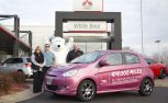 Mitsubishi Mirage Clocks Over 400,000 Miles, Keeps Going