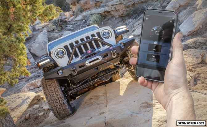 Wireless winch remote controllers deliver an extra dose of flexibility and convenience over the typical hard-wired controller.