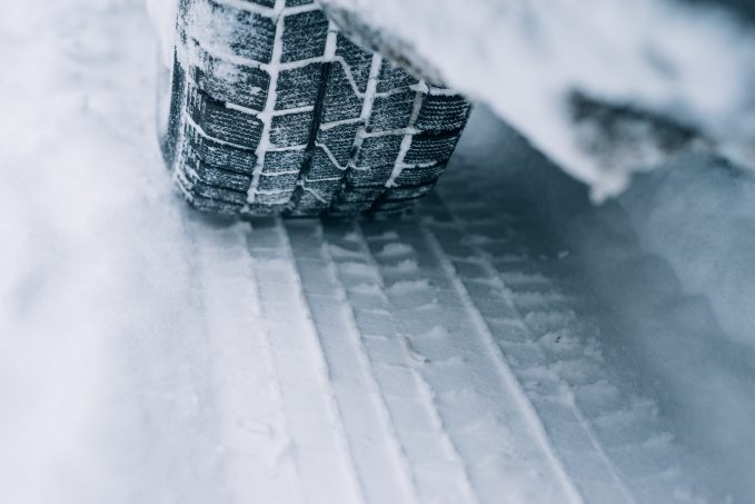 Traction is everything when it comes to winter driving
