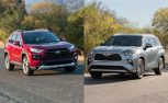 Toyota Highlander vs Toyota RAV4 Comparison: Which Crossover Is Right For You?