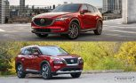 Mazda CX-5 vs Nissan Rogue: Which One Is Right For You?