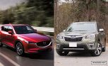 Mazda CX-5 vs Subaru Forester: Which One Is Right For You?