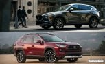 Mazda CX-5 vs Toyota RAV4: Which One Is Right For You?