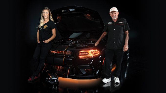 Charger Hellcat Dream Giveaway