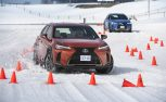 5 Winter Driving Tips From Driving Lexus Models at a Snowy Track