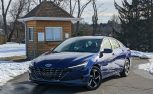 2021 Hyundai Elantra Review: Going Nitpicking, or at Least Trying To