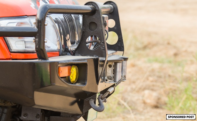 Jeep winch tips