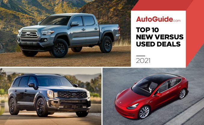 Top 10 Cars to Buy New Instead of Used
