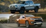 Chevrolet Colorado vs Toyota Tacoma: Which Mid-Size Truck is Right For You?