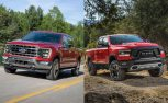 Ford F-150 vs Ram 1500: Which Half-Ton Truck is Right for You?