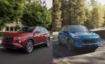 Hyundai Tucson vs Ford Escape: Which Crossover is Right for You?