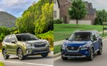 Subaru Forester vs Nissan Rogue: Which Compact Crossover is Right for You?