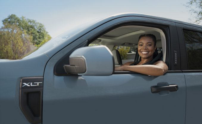 2022 Ford Maverick Teaser with Gabrielle Union