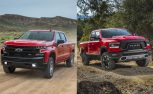 Ram 1500 vs Chevrolet Silverado 1500: The Battle for the Second Bestselling Truck