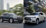 Buick Enclave vs Chevrolet Traverse: Which Three-Row GM SUV is Right for You?