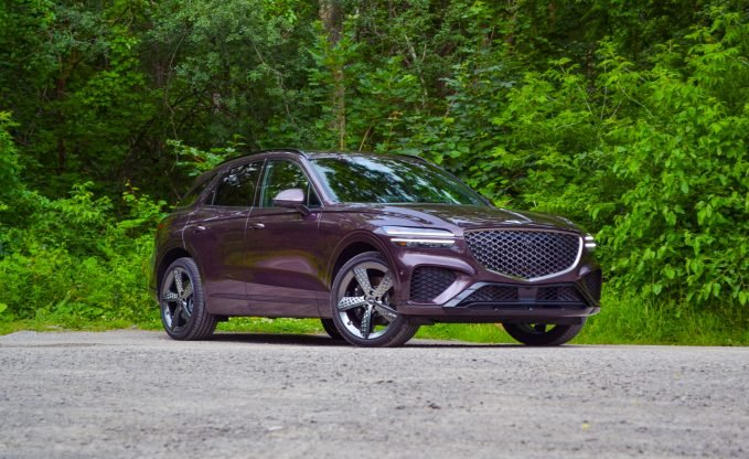 2022 Genesis GV70 First Drive Review